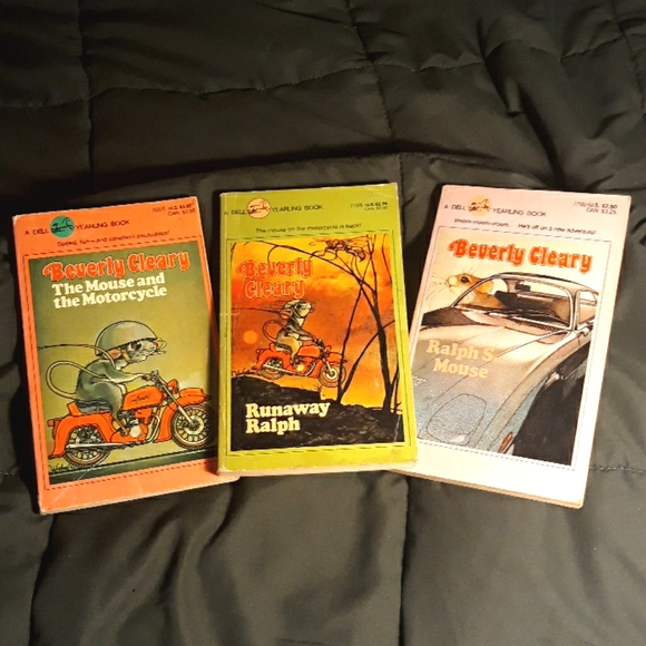 The Mouse and the Motorcycle Trilogy
